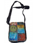 Kirju õlakott / crossbody FairTrade