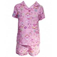 Haldjatega pidžaama. 3-7a suurused