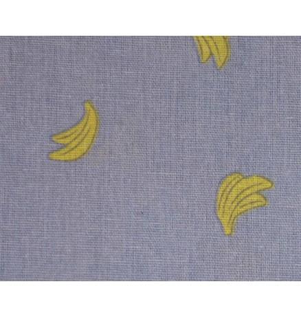 Banaanidega paksemast kangast seljakott 34.5cm X41cm