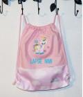 Nimeline pidžaamakott / sussikott seljakott Poni
