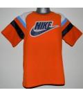 Sportlik pluus Nike'lt oranž.