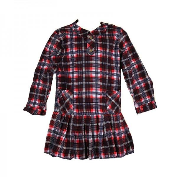 b0e96935c4c Vintage stiilis ruuduline kleit