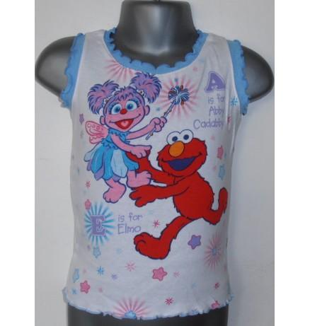 Disney Suvine Topp Abby ja Elmo 3-4a