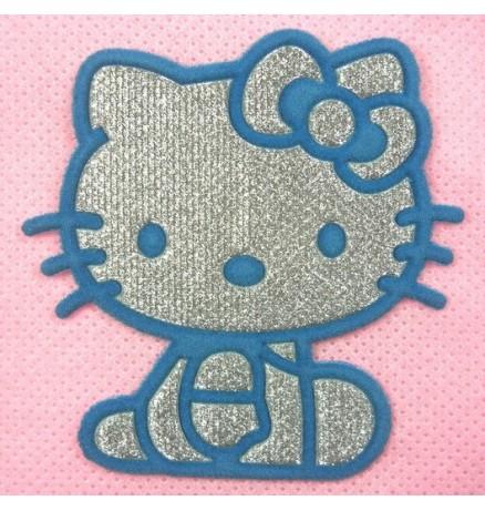 Hello Kitty triigitav aplikatsioon-sinine
