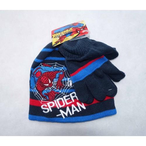 Spiderman spring/autumn hat