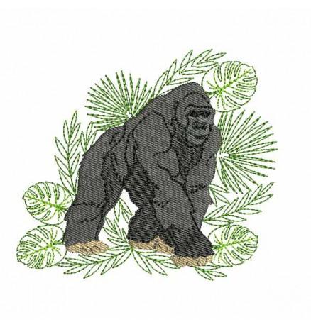 Lapse nimega tuduriiete kott / sussikott Gorilla