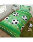Laste voodipesukomplekt jalgpall 2-osaline