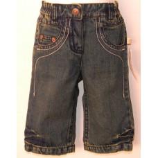 KANZ moekad teksapüksid 68cm tüdrukule