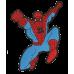 Lapse nimega pidžaamakott/sussikott Ämblikmees / Spiderman 2