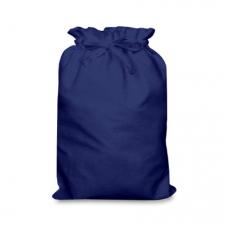 Nimeline tikandiga puuvillane kott 2e paelaga 30x44cm